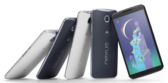 Motorola Nexus 6 mobile photo
