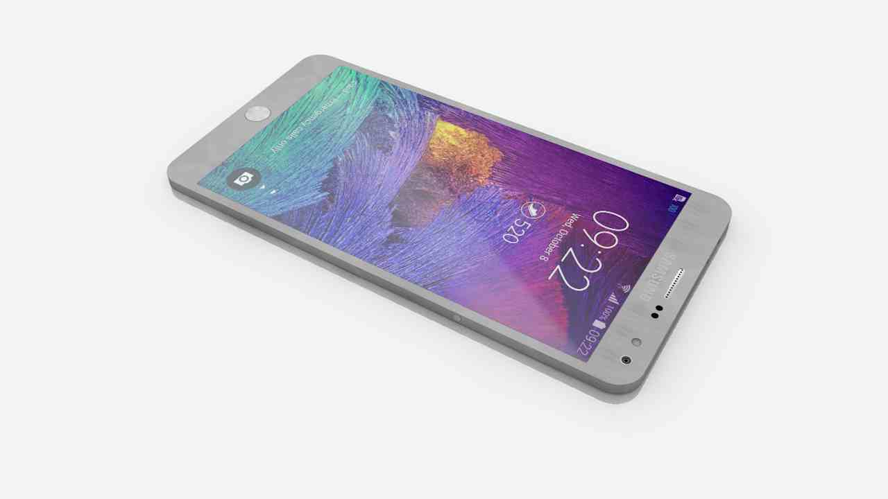 Samsung Galaxy Note 5 photo
