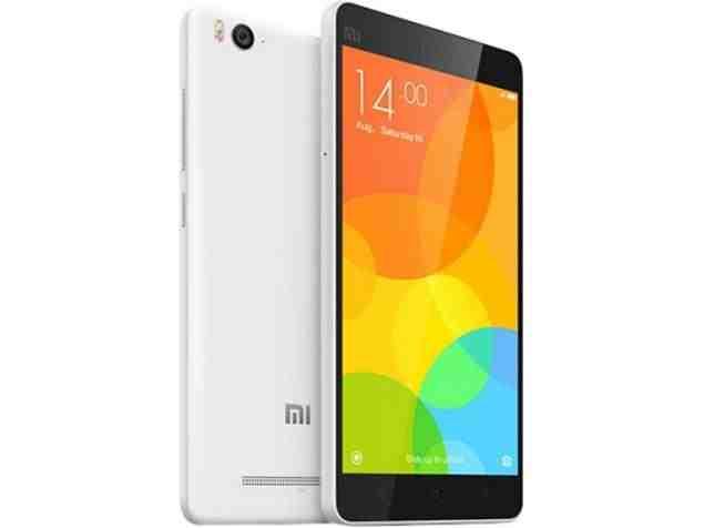 Xiaomi Mi 4i mobile photo
