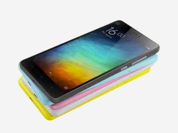 Xiaomi Mi 4i mobile price