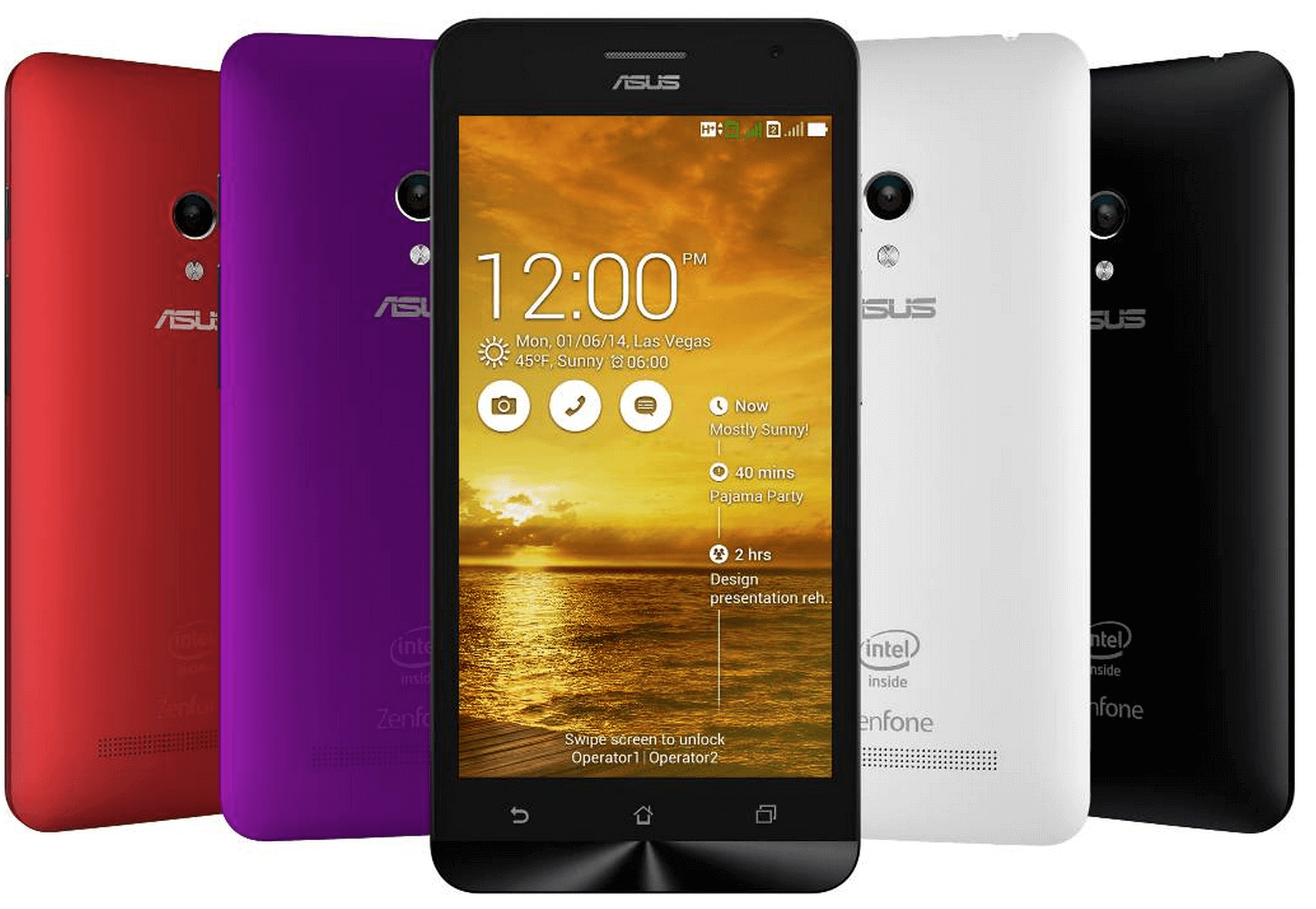 Asus Zenfone C ZC451CG color