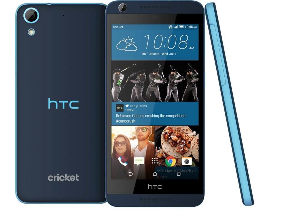 HTC Desire 626 USA mobile photo