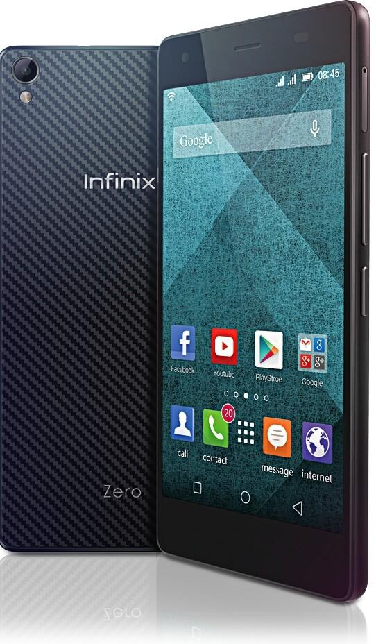 سعر ومواصفات هاتف Infinix Zero 2
