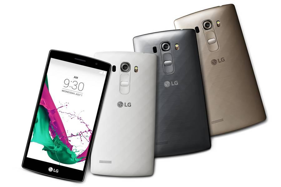 LG G4 Beat mobile photo
