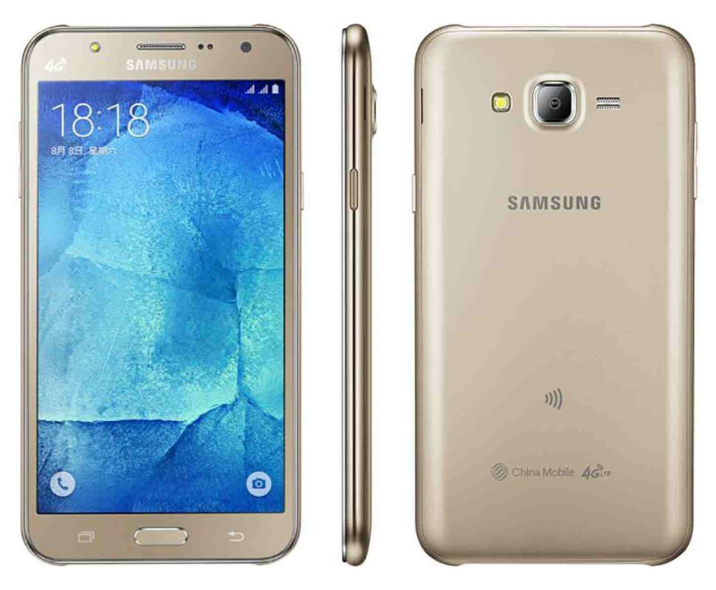 Samsung Galaxy J7 photo
