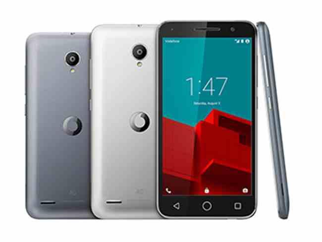 Vodafone Smart first 6 price