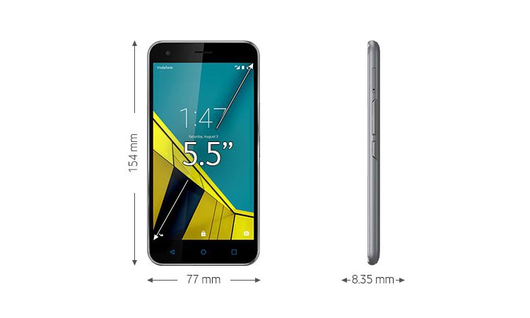 Vodafone Smart ultra 6 mobile price