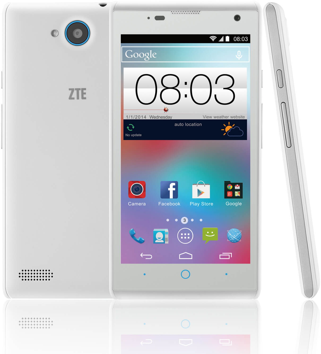 ZTE Blade G Lux mobile photo