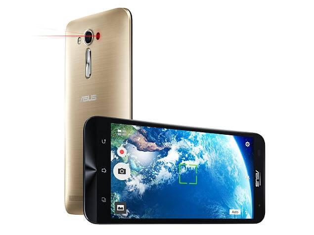 Asus Zenfone 2 Laser ZE601KL mobile photo