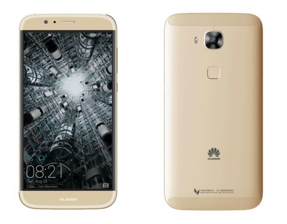Huawei G8 mobile photo
