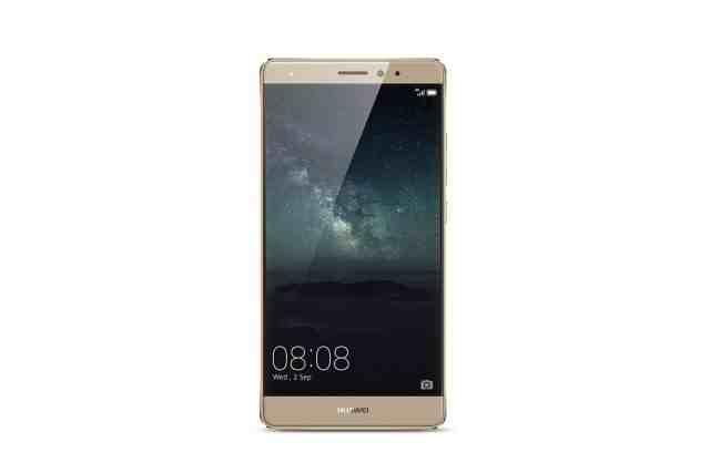 Huawei Mate S mobile photo