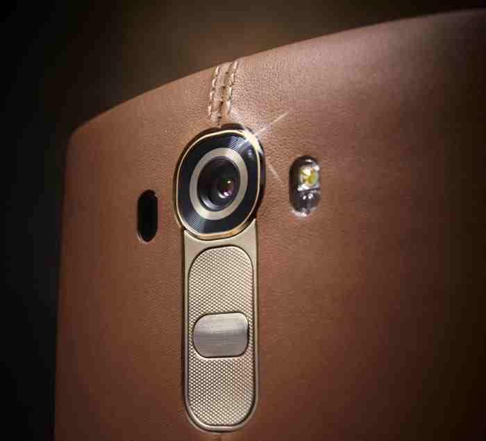 الهاتف الجديد لدى شركة ال جي LG G4 Pro