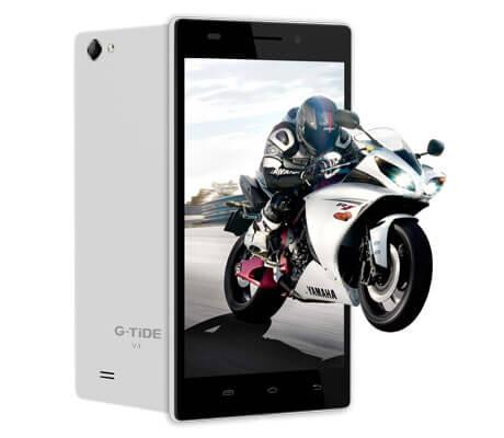 G Tide V4 mobile
