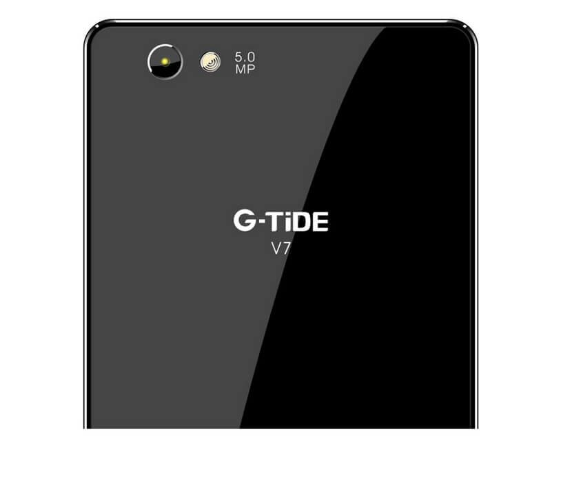 G Tide V7 camera