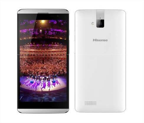 Hisense Infinity Pure 1 mobile price