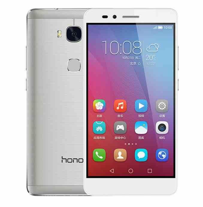هاتف Huawei Honor 5X متوفر حاليا في السوق الامريكي