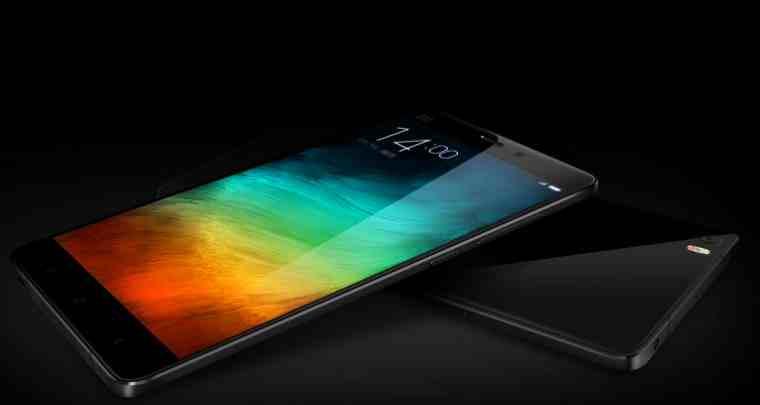 الهاتف الذكي الجديد من شركة شيومي Xiaomi Mi Note 2