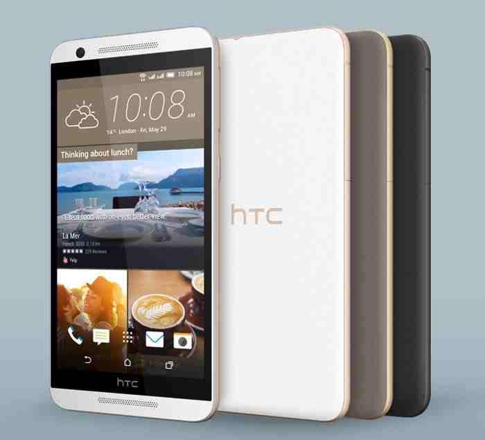 الهاتف الجديد من شركة اتش تي سي htc one e9s