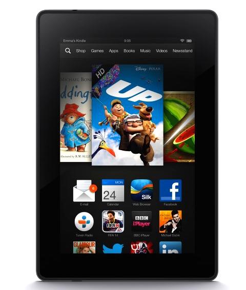 Amazon Kindle Fire HD 2013 photo