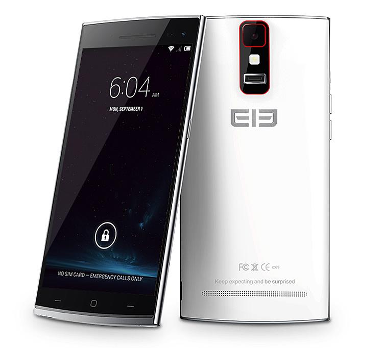 Elephone G6 mobile photo
