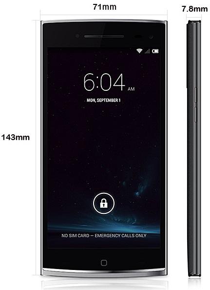 Elephone G6 price