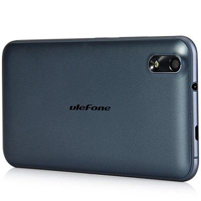 Ulefone Paris camera