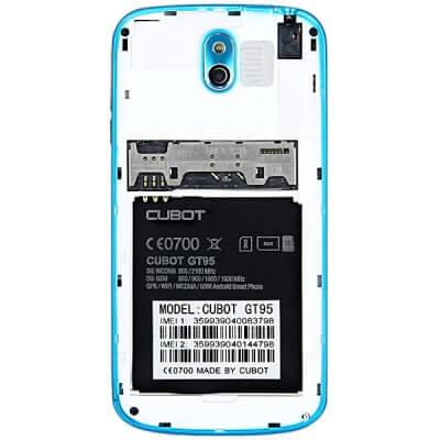 Cubot GT95 battery