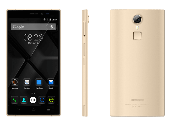 Doogee F5 mobile