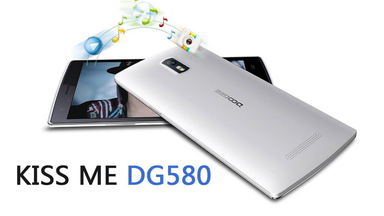 Doogee Kissme DG580 mobile