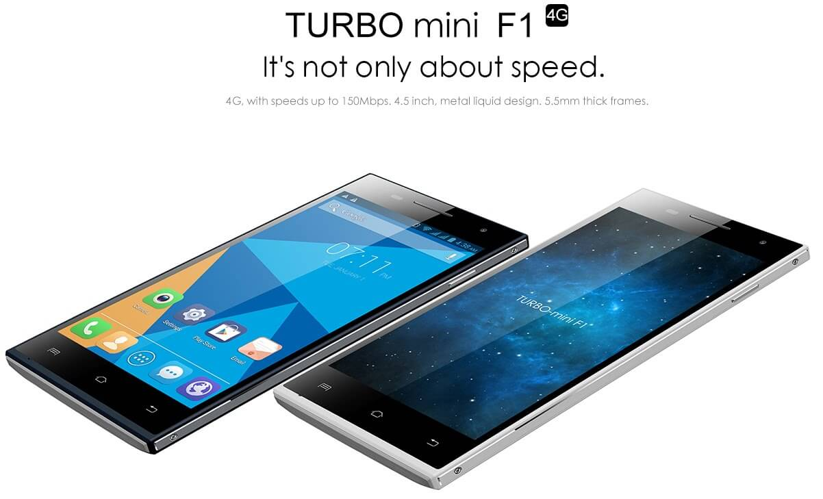 Doogee Turbo-mini F1 mobile