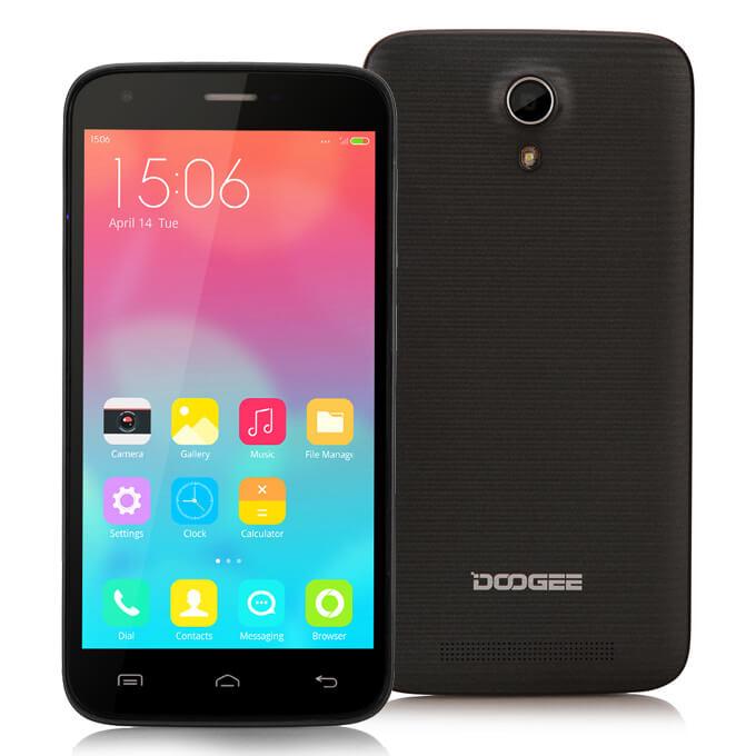 Doogee Valencia 2 Y100 mobile price