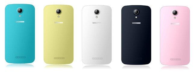 Doogee X3 color
