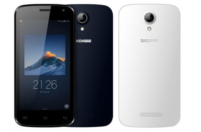Doogee X3 mobile photo