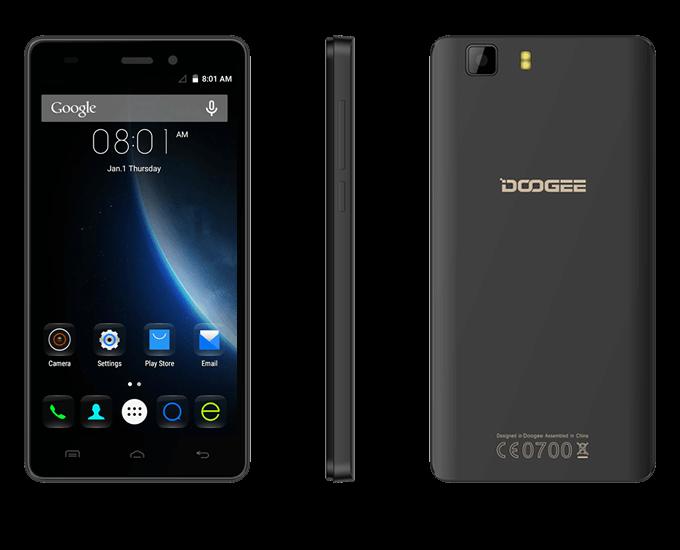 Doogee X5 Pro photo