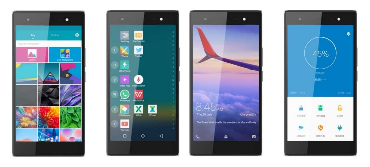 Infinix Zero 3 X552 mobile photo