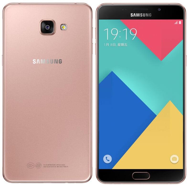 Samsung Galaxy A9 photo