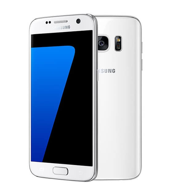 Samsung Galaxy S7 mobile photo