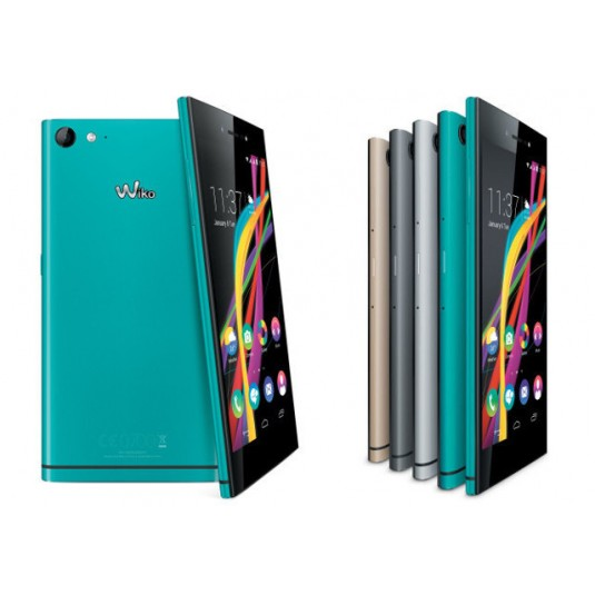 Wiko Highway Star 4G color