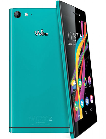 Wiko Highway Star 4G mobile photo