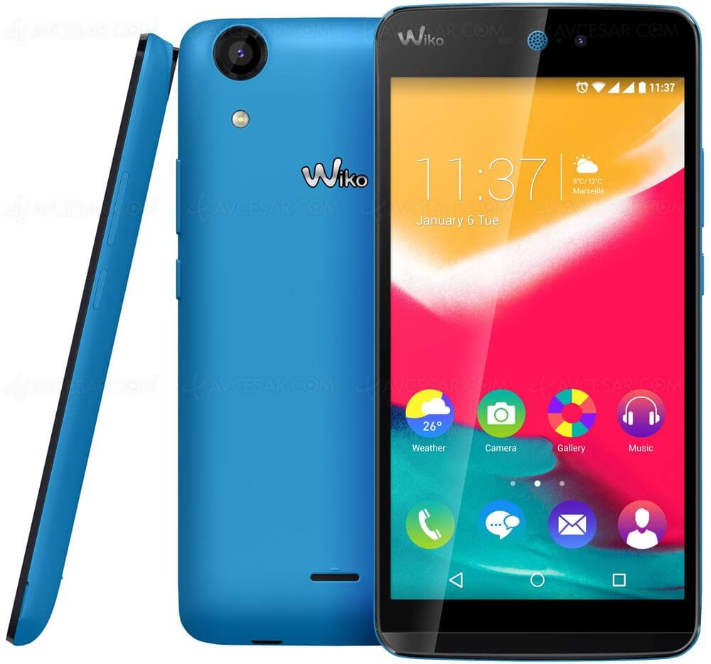 Wiko Rainbow 4G price