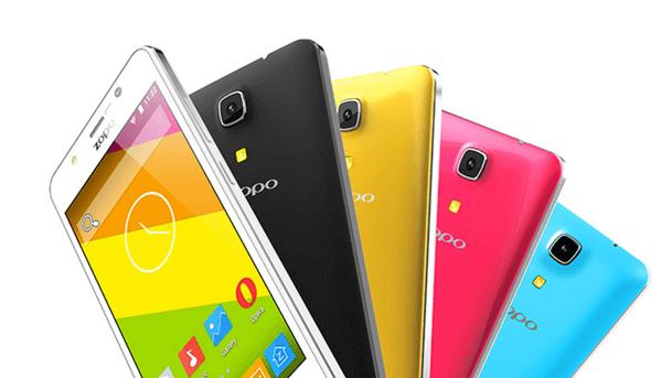 ZOPO Color C1 color