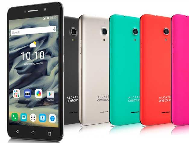 سعر ومواصفات هاتف Alcatel Pixi 4 1