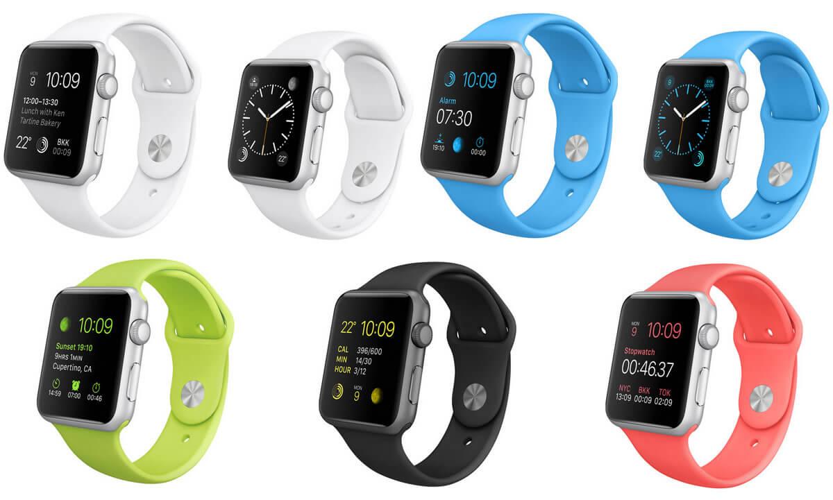 سعر ومواصفات ساعة Apple Watch Sport 42mm