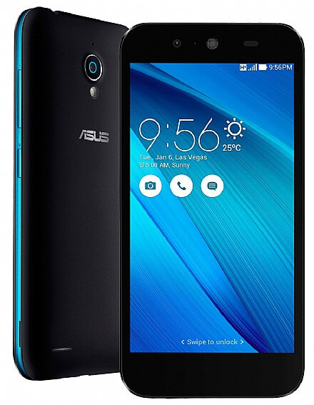 Asus Live G500TG mobile