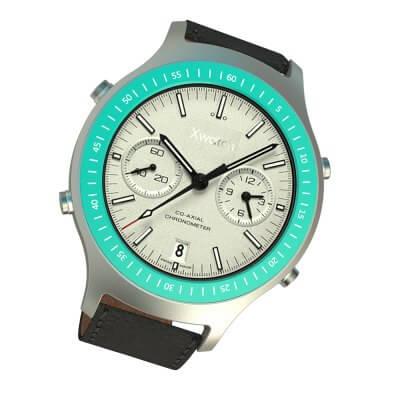 Bluboo Xwatch Sports green