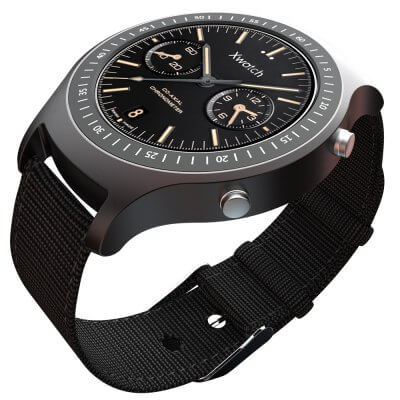 Bluboo Xwatch Sports photo