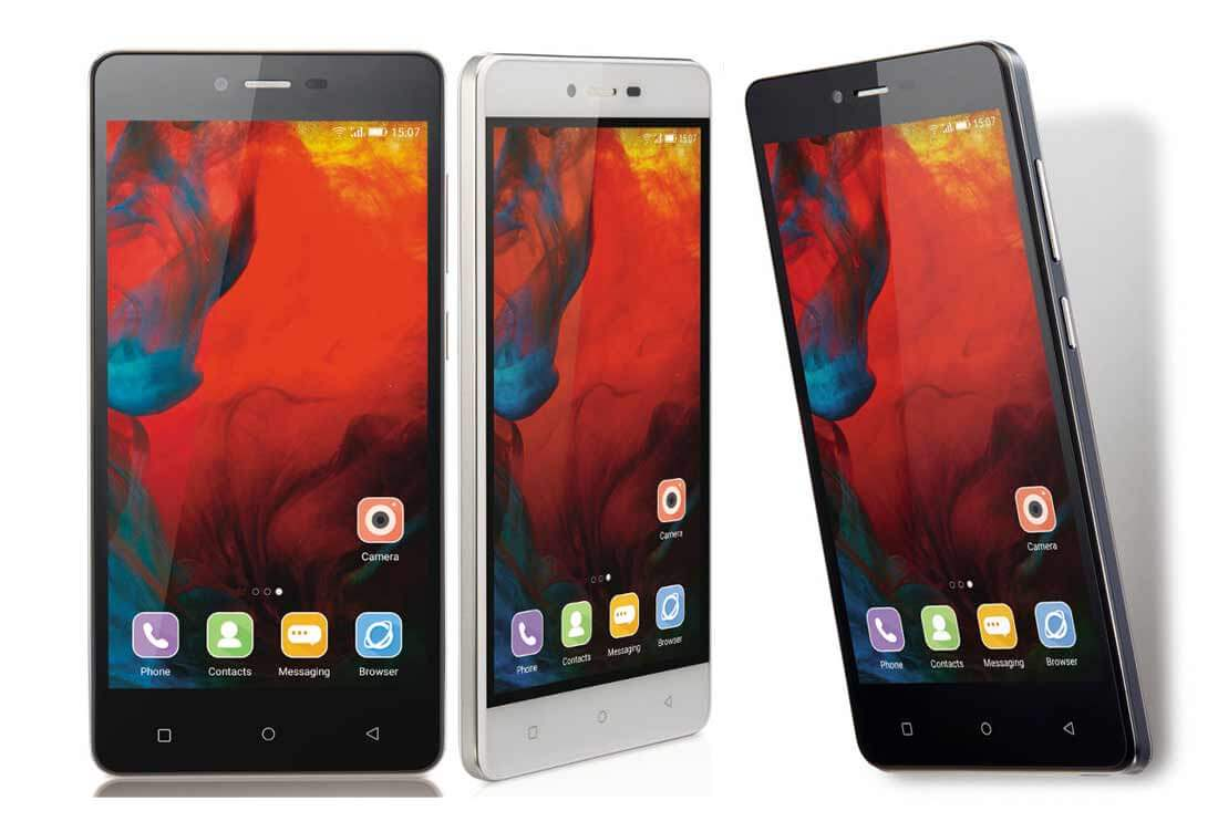 Gionee F103 colors