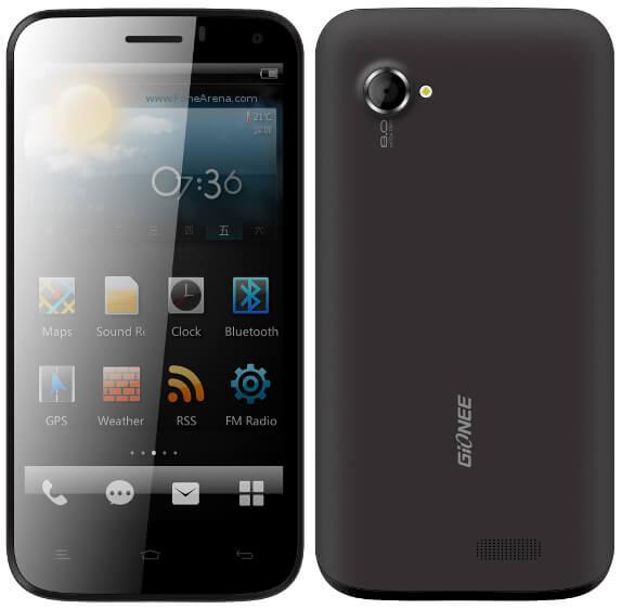 Gionee Gpad G2 mobile
