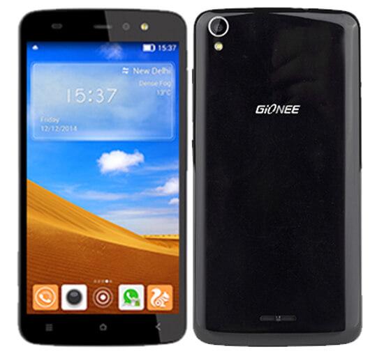 Gionee Pioneer P6 mobile