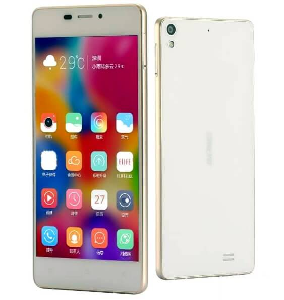 Gionee S5.1 Pro mobile